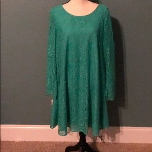 Lilly Pulitzer lace swing dress never worn XL NWOT